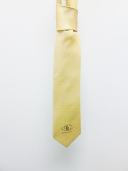 150 Adjustable Gold Neck Tie