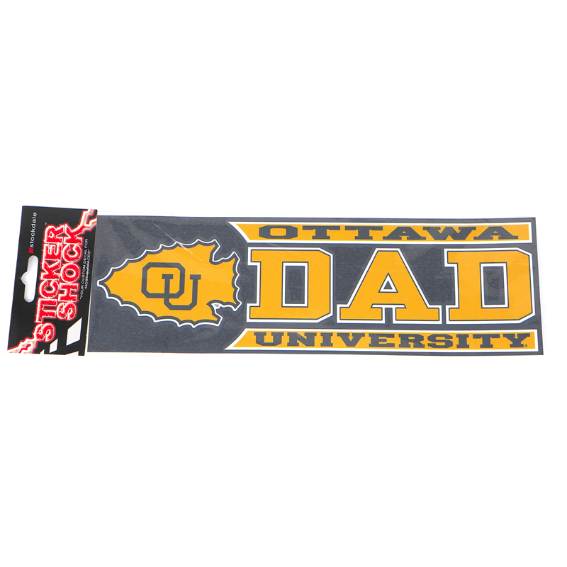 Ouks Decal 4X12 Dad