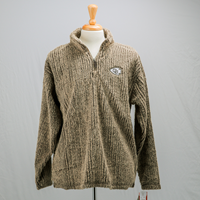 Ouks Men's 1/4 Zip Sherpa