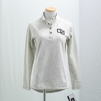 Ouks Women's Falmouth Pullover With Pockets