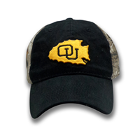 OUKS Adjustable Camo Ball Cap