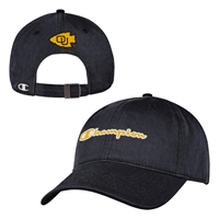 OUKS Black Champion Hat