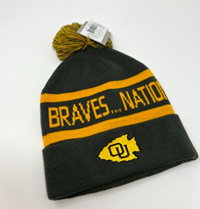 OUKS Braves Nation Beanie