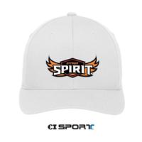 OUAZ Spirit Flex-Fit Cotton Twill Hat