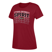 OUAZ Spirit Stack Basic Tee